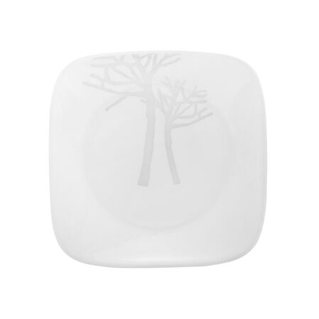 """Square™ Frost 6.5"""" Plate"""
