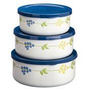 Coordinates® Secret Garden 6-pc Bowl Set