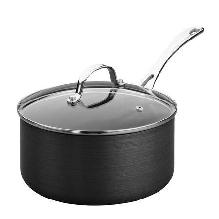 Hard Anodized 3-qt Sauce Pan