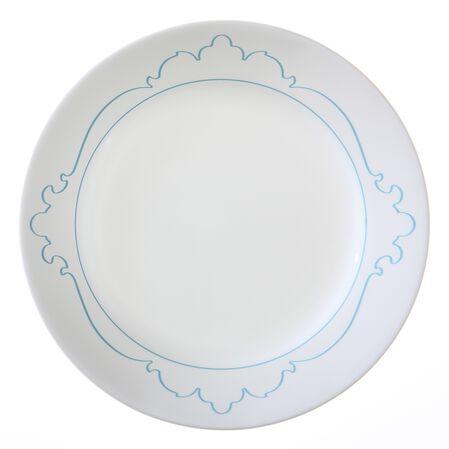 """B-Frames 8.5"""" Plate, Bleu"""