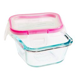Total Solution™ Pyrex® Glass Food Storage 1 Cup, Square