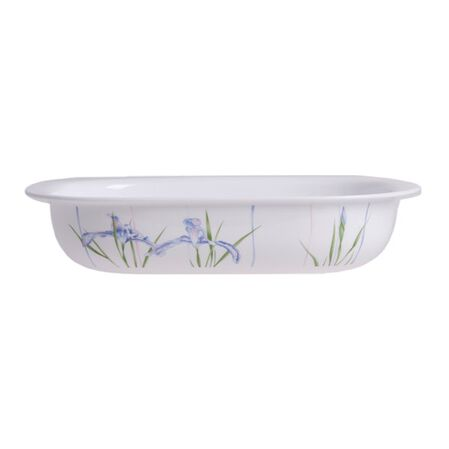 Light™ Shadow Iris 3-qt Oblong Casserole