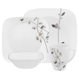 Square™ Midnight Garden 16-pc Dinnerware Set