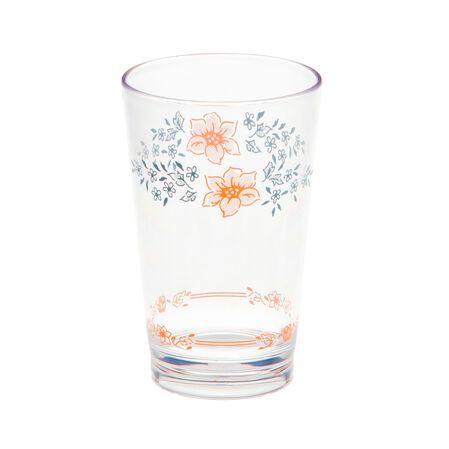Coordinates® Apricot Grove 8-oz Acrylic Glass