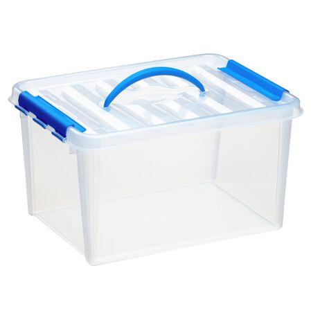 "Smart Store® Home Storage Container 16"" x 9"""