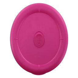 Storage Deluxe™ 3-qt Oval Lid, Berry