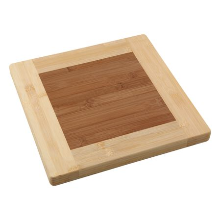"Bamboo 12"" x 12"" Cutting Board"