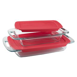 Easy Grab® 4-pc Oblong Baking Dish Set
