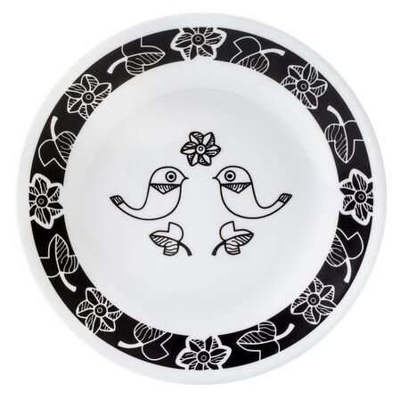 """Birds of a Feather 6.75"""" Plate by Corelle®"""