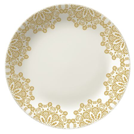 """West End 8.5"""" Plate"""