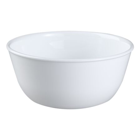 Livingware™ Winter Frost White 28-oz Bowl