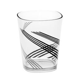 Coordinates® Urban Arc 14-oz Acrylic Glass