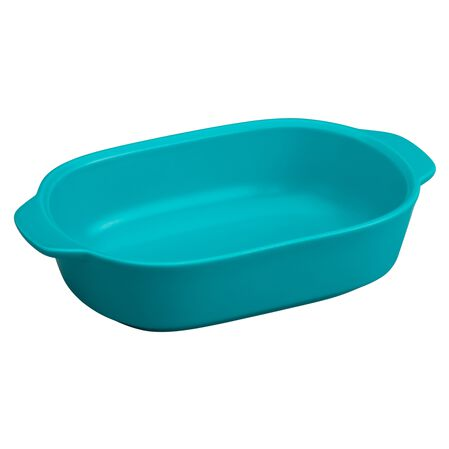 CW by CorningWare™ Pool Blue 1.5-qt Oblong Casserole
