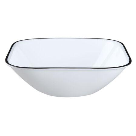 Square™ Cascading Lines 22-oz Bowl