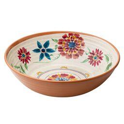Southwest Floral Melamine 1.25-qt Bowl