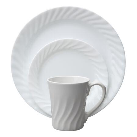 Vive™ Enhancements 16-pc Dinnerware Set w/ Bonus Bowls