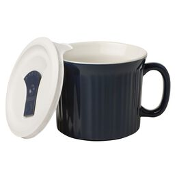 Colours® Pop-Ins® Midnight Blue 20-oz Mug w/ Vented Lid
