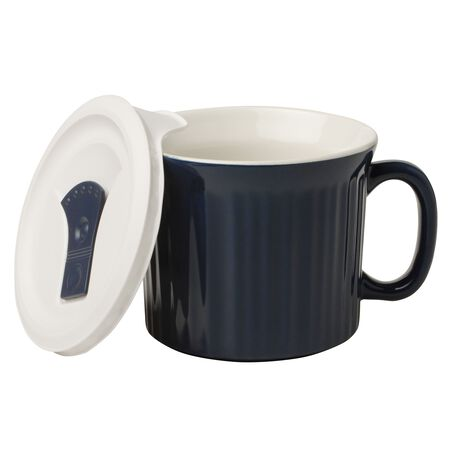 Colours® Pop-Ins® Midnight Blue 20-oz Mug w/ Vented Lid