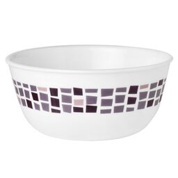Boutique™ Precious Colors 28-oz Bowl, Amethyst
