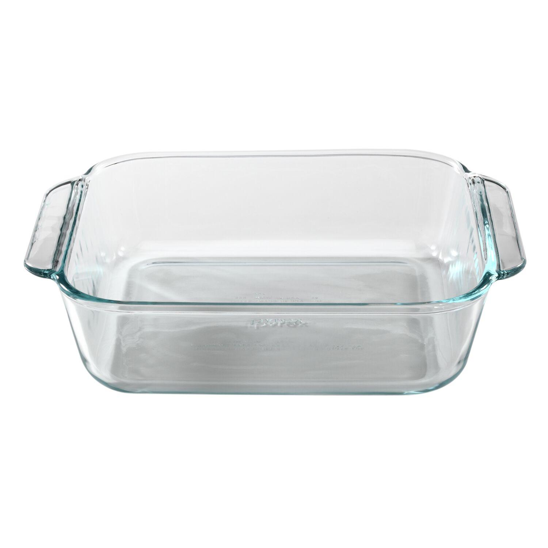 Pyrex 174 8 Quot Square Baking Dish Pyrex