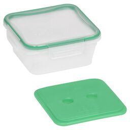 Total Solution™ On the Go 5 Cup Plastic Square w/ Ice Pack