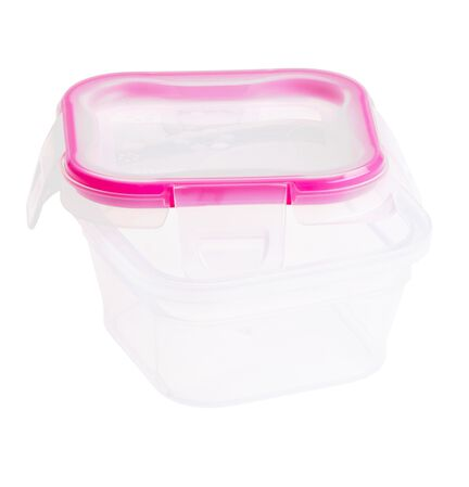 Total Solution™ Plastic Food Storage 1.34 Cup, Square