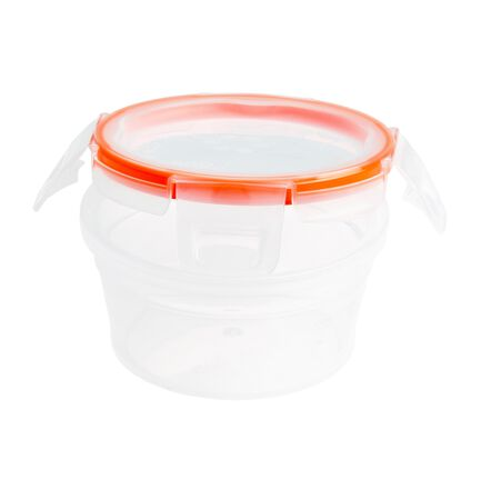 Total Solution™ Plastic Food Storage 1.21 Cup, Round