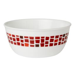 Boutique™ Precious Colors 28-oz Bowl, Ruby Red