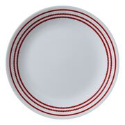 "Livingware™ Ruby Red 8.5"" Plate"