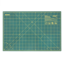"12"" x 18"" Double-Sided Rotary Mat (RM-CG)"