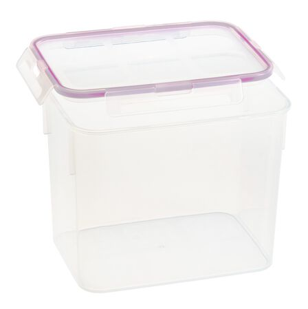 Airtight Food Storage 17 Cup Rectangular Container