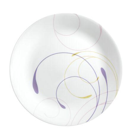 """Impressions™ Violet Dance 10.25"""" Plate"""