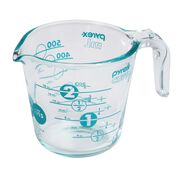 2 Cup 100th Anniversary Measuring Cup, Turquoise