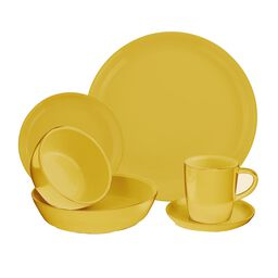6-pc Curry Dinnerware Set