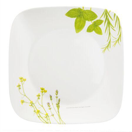 """Square™ European Herbs 10.5"""" Plate"""