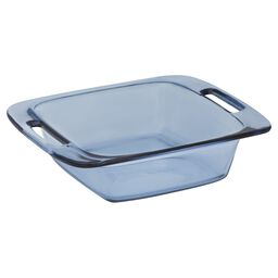 "Easy Grab® 8"" Square Baking Dish, Atlantic Blue"