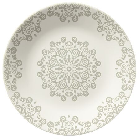 "West End 6.75"" Plate"