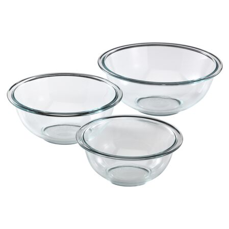 Smart Essentials® 3-pc Mixing Bowl Set