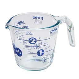 2 Cup 100th Anniversary Measuring Cup, Blue