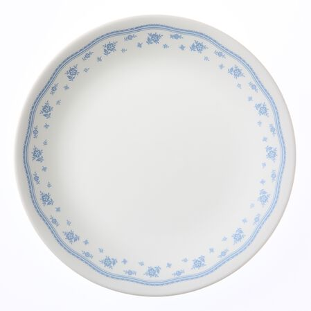 "Livingware™ Morning Blue 8"" Plate"