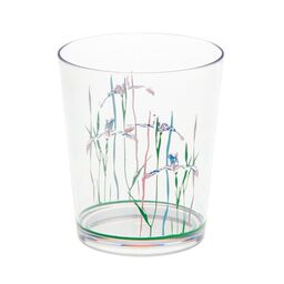 Coordinates® Shadow Iris 14-oz Acrylic Glass