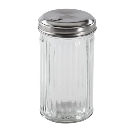 Sugar Shaker w/ Stainless Steel Lid
