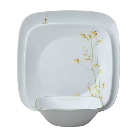 Square™ Kobe 18-pc Dinnerware Set