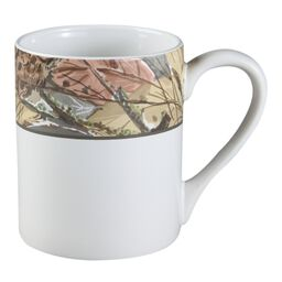 Impressions™ Woodland Leaves 11-oz Stoneware Mug