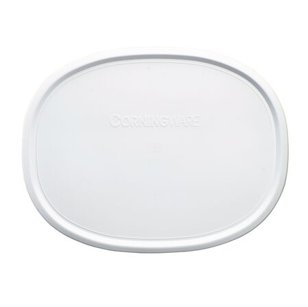 French White® 1.5-qt Oval Lid