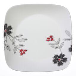 """Square™ Mandarin Flower 8.75"""" Plate"""
