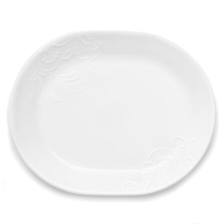 "Boutique™ Cherish 12.25"" Serving Platter"