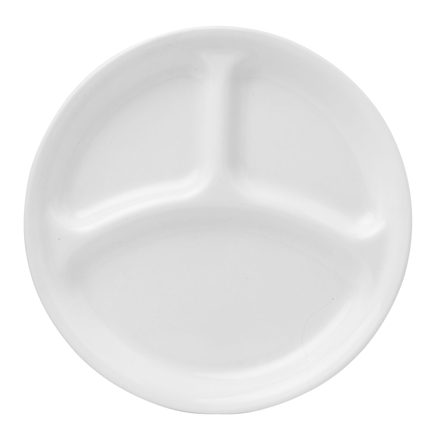 Corelle 174 Livingware Winter Frost White 10 25 Quot Divided