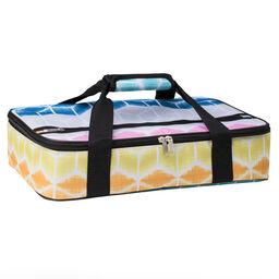 "Multi-geo 16"" Rectangle Casserole Portable / Tote Bag"