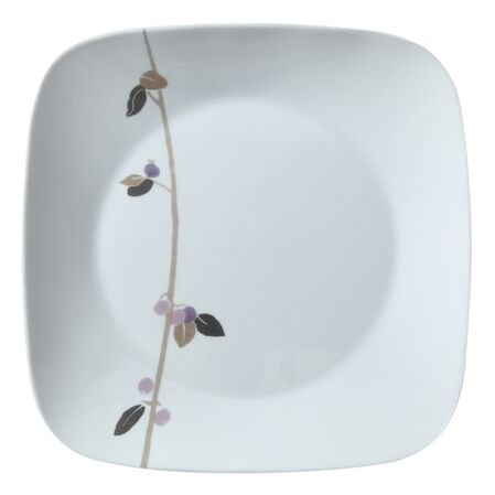 "Square™ Midnight Garden 10.5"" Plate"